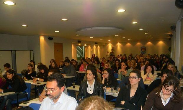 Mediterranean College: «Το φαινόμενο του bullying στο σχολείο: Παιδικός εκφοβισμός»