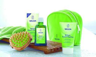 Ξεκινήστε δυναμικά την άνοιξη χωρίς κυτταρίτιδα με τα προϊόντα της WELEDA!