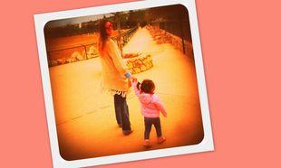 Despoina's little stories: «Μαμά πάω στη δουλίτσα μου. Σ' αγαπώ...»