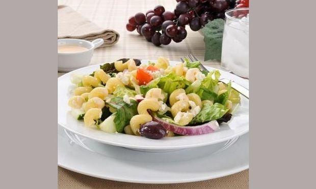 Συνταγή για ελληνική μακαρονάδα
