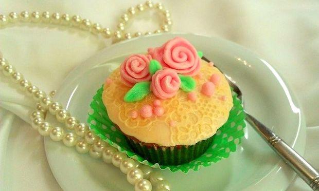 My cakes - My hobby! Φτιάχνουμε μικρά τριανταφυλλάκια από ζαχαρόπαστα