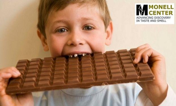 Ερευνα: Εμφυτη είναι η τάση των παιδιών να προτιμούν την κατανάλωση γλυκών
