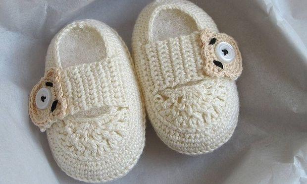 Πώς να επιλέξω τα πρώτα παπουτσάκια του μωρού μου;