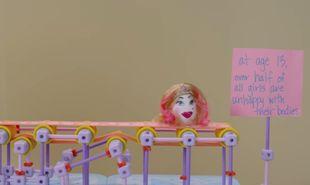 Τα κορίτσια μπορούν να κάνουν πολλά παραπάνω από το να παίζουν τις πριγκίπισσες! (βίντεο)