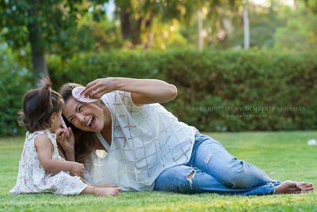Despoina's little stories: «Μανούλα, είσαι η πιο καλή μαμά! Σ' αγαπώ!»
