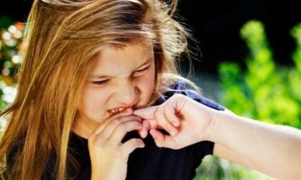 Το παιδί μου τρώει τα νύχια του. Τι να κάνω;