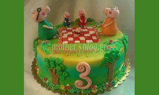 My cakes- my hobby! Φτιάχνουμε τούρτα Πέππα το γουρουνάκι!