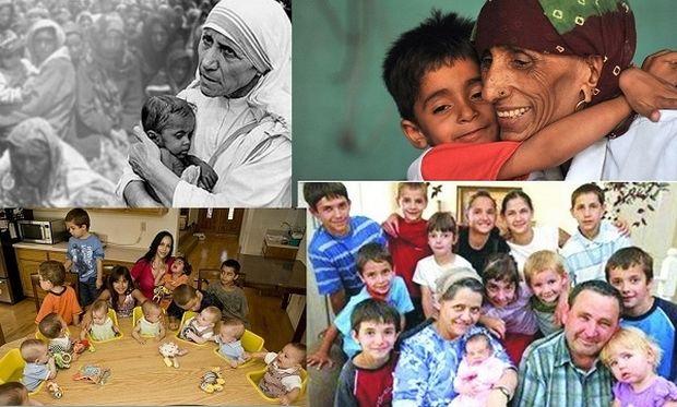 Μητέρες αιώνια σύμβολα! (φωτογραφίες)