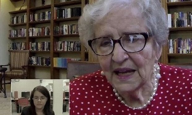 Μαθητές μαθαίνουν αγγλικά από ηλικιωμένους μέσω Skype! (βίντεο)