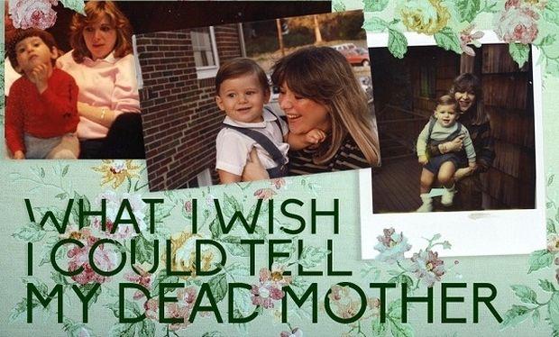 Ενα συγκινητικό γράμμα:«Τι θα ήθελα να πω στη μητέρα μου που δεν είναι πια κοντά μου!»
