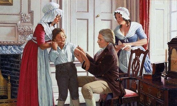 Η ιστορία του πρώτου εμβολίου στον κόσμο!