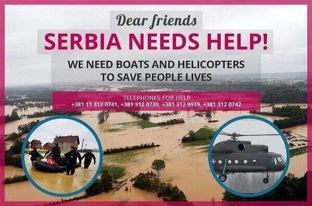 «Βοήθεια για την Σερβία»: Μια προσωπική ιστορία από κάτοικο της χώρας για το πώς βίωσαν τις καταστροφικές πλημμύρες