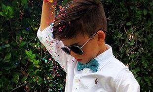 Ο πιο στυλάτος 4χρονος του κόσμου! Δεν το λέμε εμείς αλλά οι 80.000 followers του στο instragram