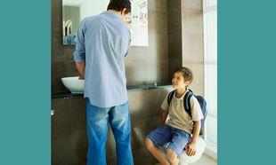 Το παιδί μου αγγίζει τα γεννητικά του όργανα την ώρα του μαθήματος και οι συμμαθητές του το κοροϊδεύουν. Τι πρέπει να κάνω;