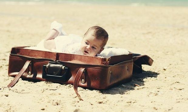 Καλοκαίρι με μωρό! Οδηγός για ήρεμες και ασφαλείς εξορμήσεις