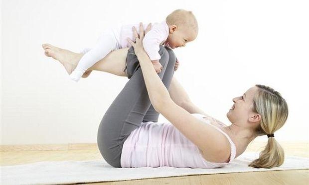 Γέννησα με καισαρική. Πότε μπορώ να γυμναστώ;