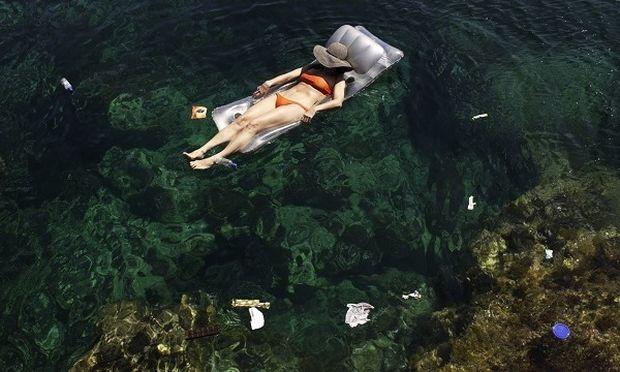 Αποτέλεσμα εικόνας για μολυσμενες θαλασσες