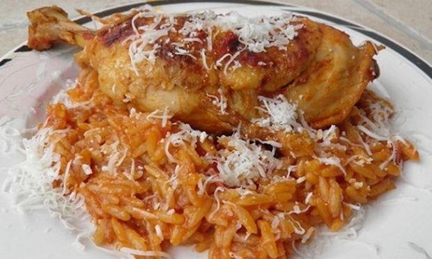 Συνταγή για υπέροχο γιουβέτσι κοτόπουλο!