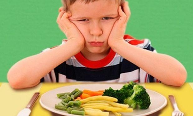 Τι κάνουμε όταν το παιδί μας χάνει ξαφνικά την όρεξή του για φαγητό;