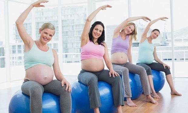 5 έξυπνα tips για να παραμείνετε σε φόρμα κατά τη διάρκεια της εγκυμοσύνης!