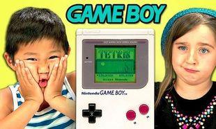 Δείτε τις αντιδράσεις των σημερινών παιδιών όταν βλέπουν ένα Game Boy! (βίντεο)