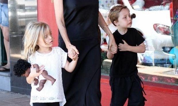 Χαρούμενα γενέθλια Βιβιέν και Νόξ! Tα δίδυμα της Ατζελίνας Ζολί και του Μπράτ Πιτ γίνονται έξι χρονών!