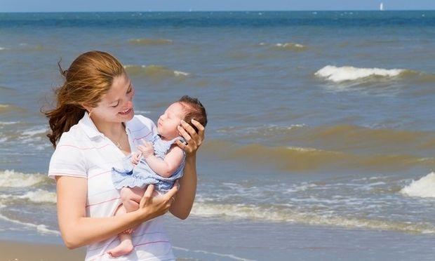 Διακοπές με το νεογέννητο μωρό μου: Επιτρέπονται; Τι πρέπει να προσέξω