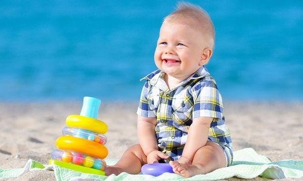 Διακοπές με μωρό: Συμβουλές για να περάσετε όλοι υπέροχα!