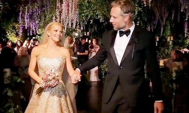 Δείτε το ρομαντικό βίντεο του γάμου της Τζέσικα Σίμπσον!