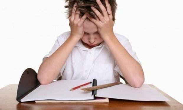 Έχει το παιδί σου δυσλεξία; Το τεστ θα στο αποκαλύψει