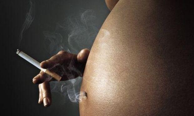 Το κάπνισμα κατά τη διάρκεια της εγκυμοσύνης προκαλεί χοληστερίνη στο παιδί!