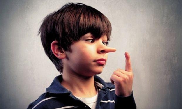 Παιδικά Ψέματα. Πώς τα αντιμετωπίζουμε!