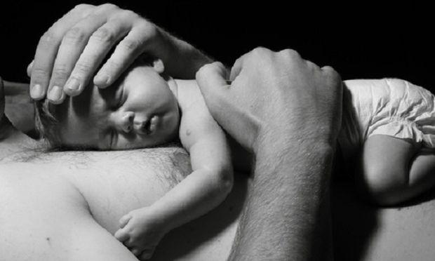 Είσαι μπαμπάς; Δες τι μπορείς να κάνεις για να συμμετάσχεις και εσύ στο... μεγάλωμα του παιδιού!