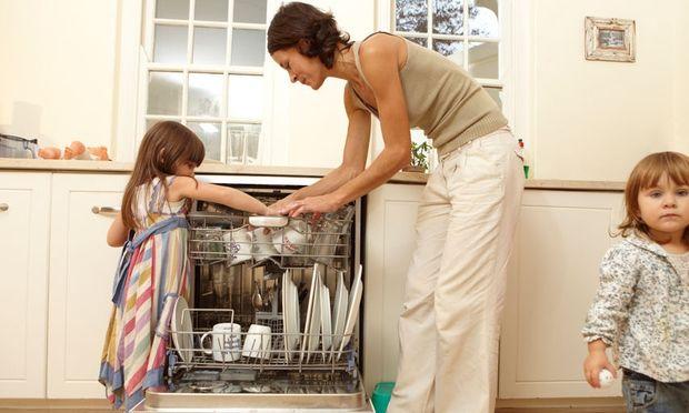 Σπίτι με παιδιά σημαίνει χάος στην κουζίνα! Τώρα όμως έχουμε τη λύση!