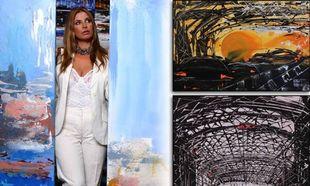 Μίνα Παπαθεοδώρου-Βαλυράκη: «Ζωγραφίζω, όπως αναπνέω»