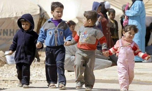 ΟΗΕ: Χιλιάδες παιδιά κάτω των πέντε στη Συρία είναι ανεμβολίαστα κατά της πολιομυελίτιδας