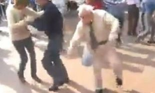 Αυτός ο παππούς τα... σπάει! Δείτε τι έκανε! (βίντεο)