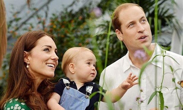 Πώς θα μοιάζει το πριγκιπικό μωρό στα... 18 του; Γραφίστρια φτιάχνει την εικόνα του!
