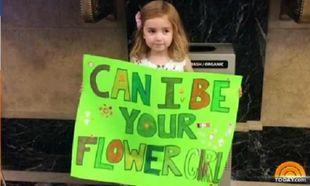 Γνωρίστε την 4χρονη που ήθελε απεγνωσμένα να γίνει παρανυφάκι!