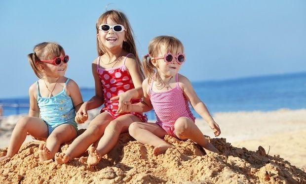 Προστατέψτε τα μάτια των παιδιών σας το καλοκαίρι!