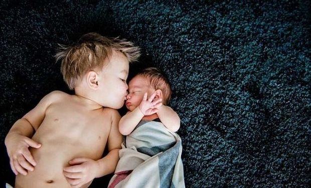 Μοναδικές φωτογραφίες από τα μάτια ενός πατέρα δύο παιδιών! (εικόνες)