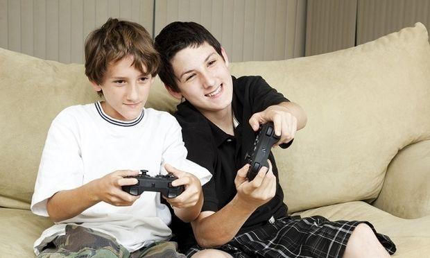 Μία ώρα... video game την ημέρα, τον γιατρό τον κάνει πέρα!