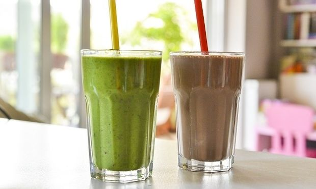 Ιδέες για υγιεινά, δροσερά Smoothies και Milkshakes από τον Γιώργο Γεράρδο!
