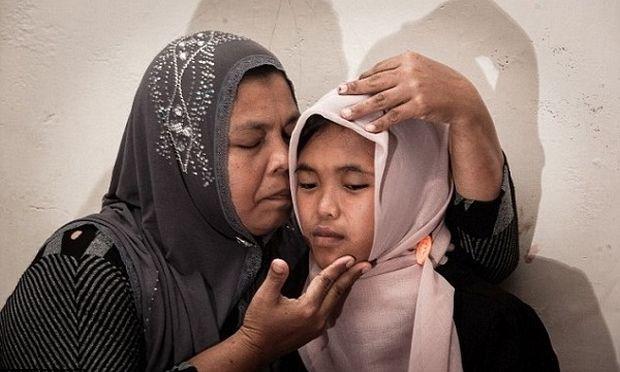 Συγκλονίζει η ιστορία μιας 14χρονης που κατάφερε να βρει την οικογένειά της μετά από δέκα χρόνια! (φωτογραφίες)