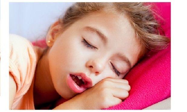 Υπνική άπνοια: Μήπως έχει το παιδί μου;