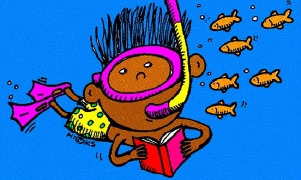 Αφιέρωμα παιδικών βιβλίων για το καλοκαίρι από το mothersblog.gr (μέρος 2ο)