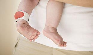 Sproutling: Η νέα πρωτοποριακή συσκευή που θα δείχνει αν κοιμάται το μωρό καλά (εικόνες, βίντεο)