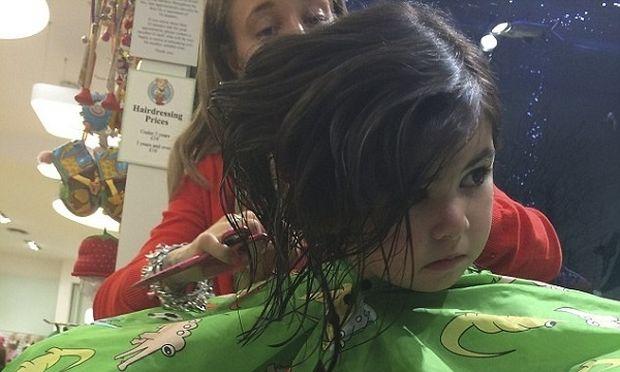 Αυτά τα κοριτσάκια έκοψαν τα μαλλιά τους για τον καλύτερο σκοπό! (φωτογραφίες)