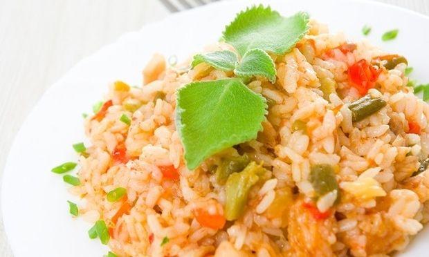 Συνταγή για ριζότο λαχανικών!