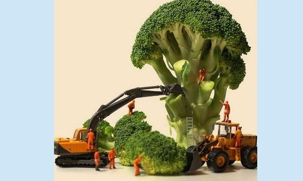 Ένα υπέροχο πρότζεκτ: Τρόφιμα…βγαλμένα από παραμύθι (εικόνες)